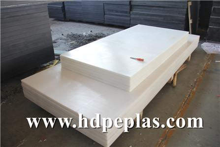 Ultra High Molecular Weight UHMW Polyethylene sheet for engineering