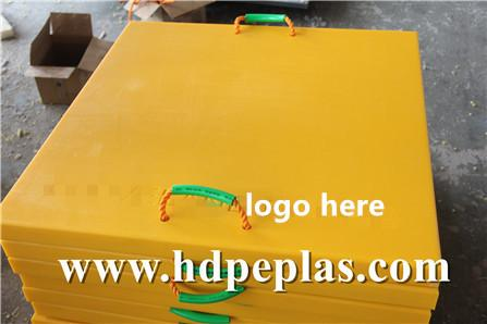 heavy duty crane outrigger pad stabilizer