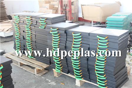 black crane pads