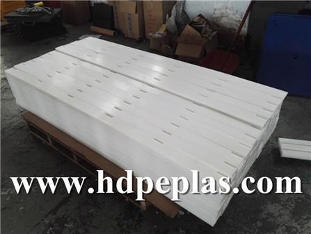 self-lubricating customized wear resistance conveyor UHMWPE wear strips