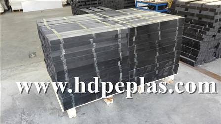 HDPE wear strips 3mm thickness