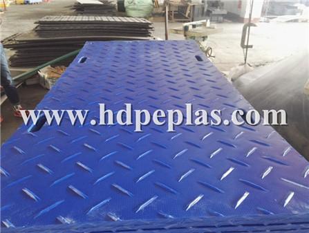 Deep blue Groung cover mats