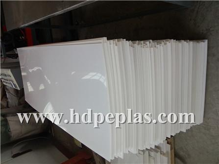 PP white color sheet/board