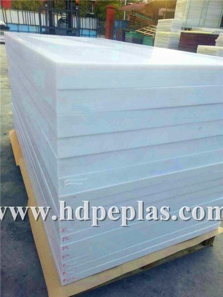 PP white color sheet/board