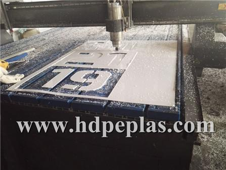 CNC machined uhmwpe parts/wear plate/uhmwpe wear block