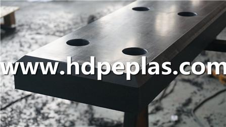 uhmwpe marine fender pads from Professional supplier, Blue