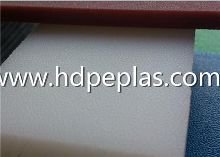 UV resist HDPE texture board / color hdpe board