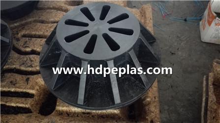 CNC Maching UHMWPE/HDPE BLOCK,wear resistant black