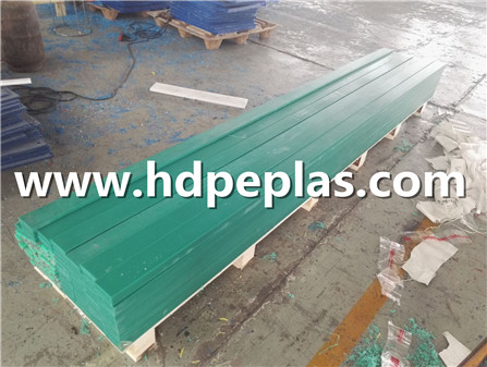 Uhmwpe&hdpe wear resistance strip/ anti-wear block/strips for various machine