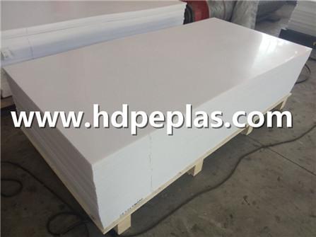 1mm to 30mm thick Anti-UV PE color sheet,pe sheet,hdpe sheet