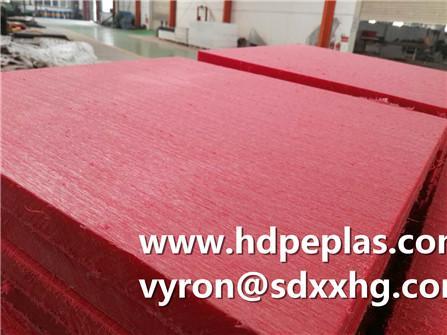 rough surface/texture UHMWPE sheet