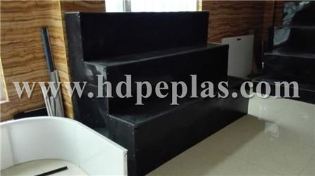ODM exhibition booth/removable auditorium with HDPE SHEET