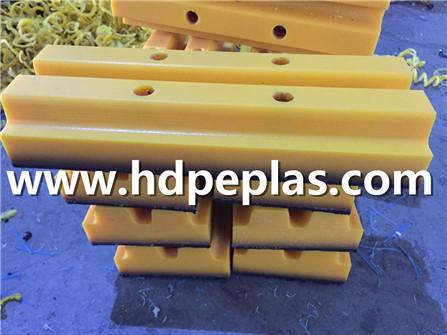 Milling machine Track pads