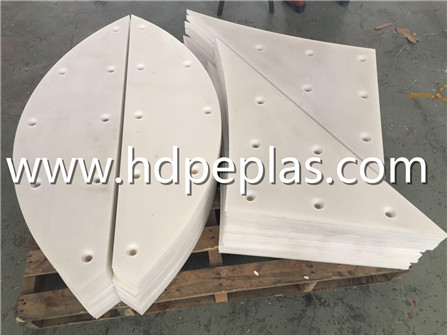 UHMWPE/HDPE wear lining