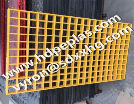UHMWPE Plastic Grille for oil tank filtration