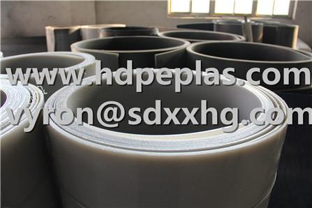 No Scratch Roll Up HDPE sheet