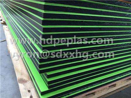 Sandwich HDPE sheet