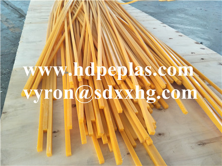 3000x10x10mm UHMWPE STRIPS.