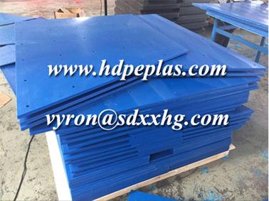 UHMWPE wear liner/ bed liner/ hopper liner.