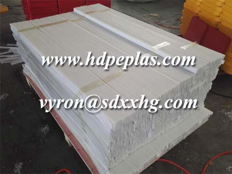 HDPE/UHMWPE PE wear resistance strips