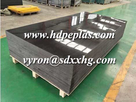 HDPE/UHMWPE sheet