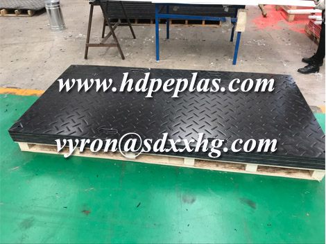 Mobility HDPE Access Mat for the Disabled