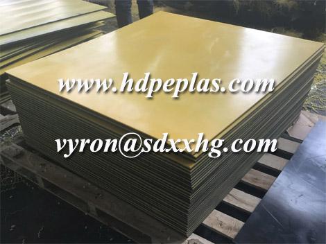 12mm dual color UHMWPE Liner sheet