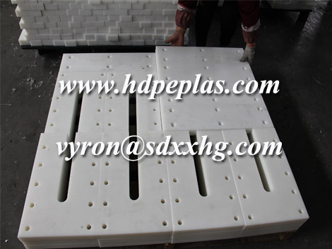 UHMWPE /HDPE Conveyor Paddles