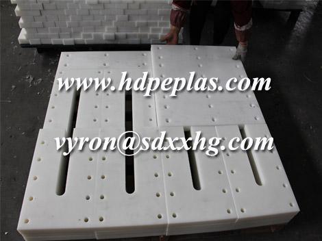 UHMWPE /HDPE Conveyor Paddles