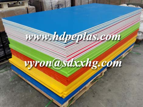 Extruded hdpe plastic hdpe sheet