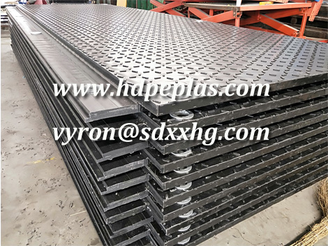 HDPE Ground Hollow Protection Mats