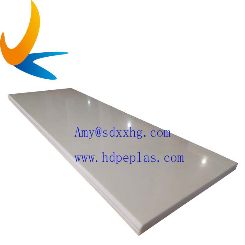 The description of HDPE sheet / board / plate