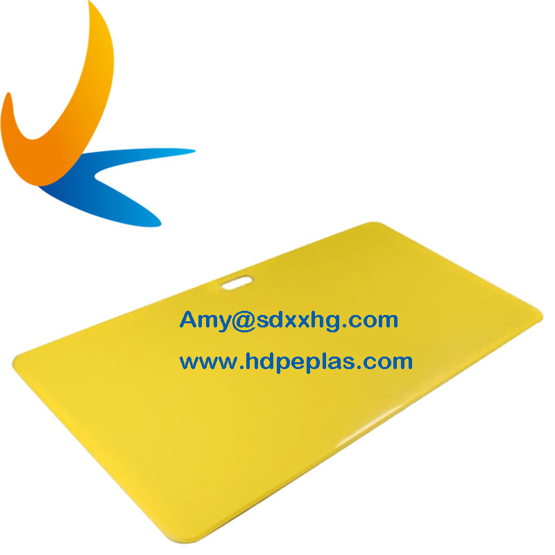 synthetic ice shooting pad